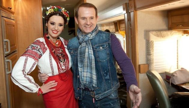 Завод жены Медведчука поставляет дизтопливо в Крым -