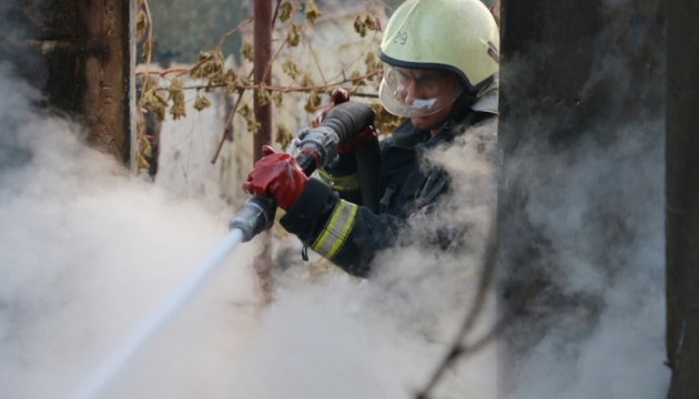 Wild fire in Kharkiv region contained – State Emergency Service