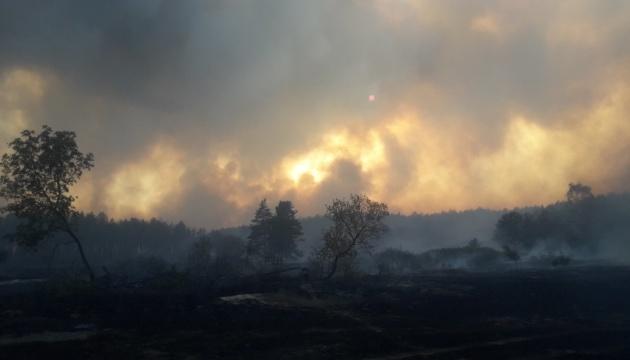 Голова Харківської ОДА припускає, що пожежі можуть бути помстою
