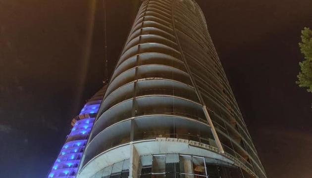 Пожар на техническом этаже строящейся высотки не повредил здание - владелец Taryan Group