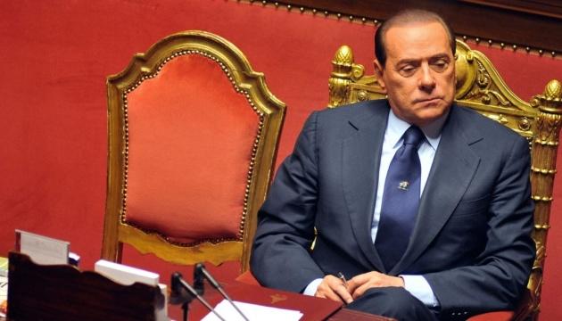 Хворого на COVID-19 Берлусконі госпіталізували