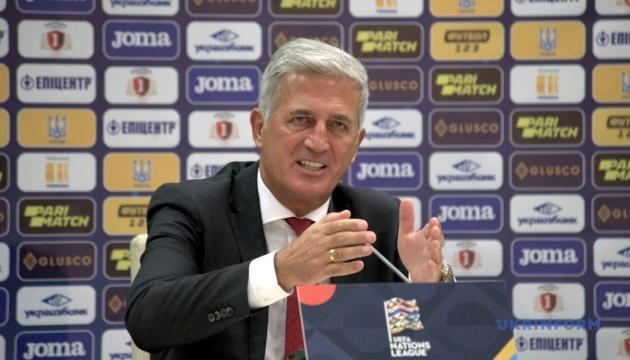 Україна продемонструвала, чому у неї такі блискучі результати – тренер Швейцарії