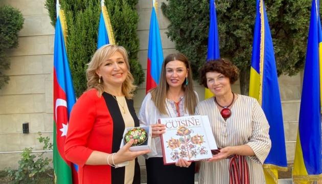 В посольстві в Азербайджані підбили підсумки кулінарного конкурсу Ukrainian Food Week