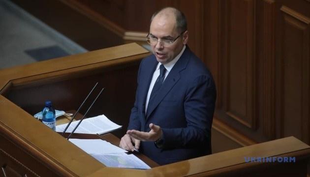 Степанов заявляє про дефіцит медиків - бракує 25 тисяч