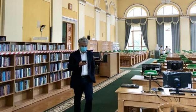 МКІП готує програму із заохочення до читання - Ткаченко