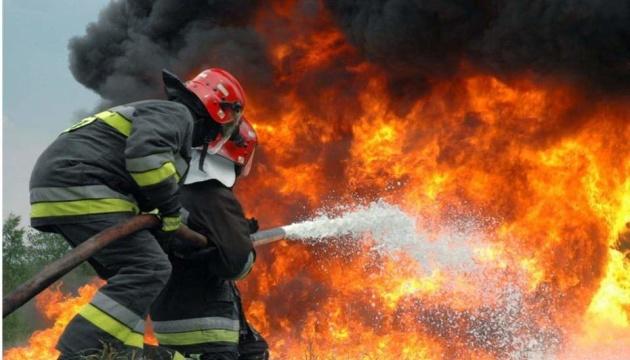 В Греции - масштабный лесной пожар