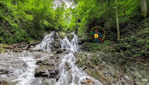 Водопады и заказники: по Ивано-Франковщине