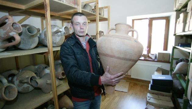 На раскопках античного города Борисфен под Очаковом обнаружили уникальные находки