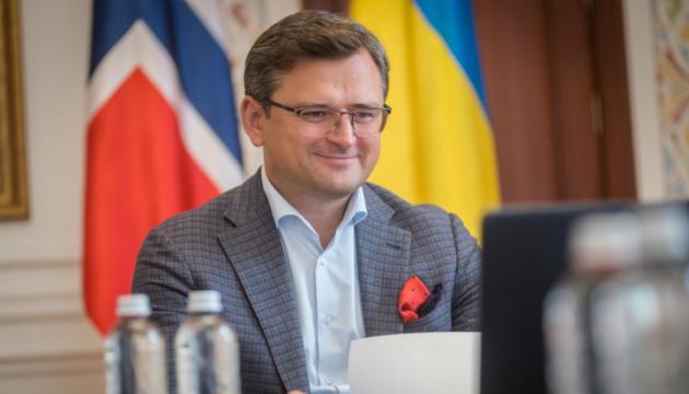 Кулеба запропонував Норвегії відкрити у Києві офіс Innovation Norway