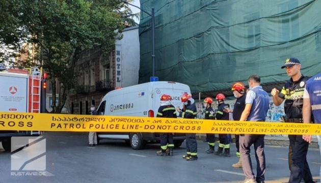 В Тбилиси произошел взрыв: один человек погиб, еще трое пострадали