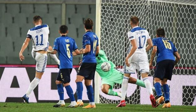Ліга націй УЄФА: результати другого ігрового дня