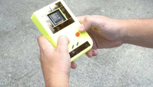 У Нідерландах створили Game Boy з сонячними панелями