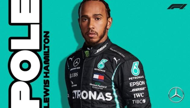 Формула-1: Гемілтон виграв кваліфікацію Гран-прі Італії