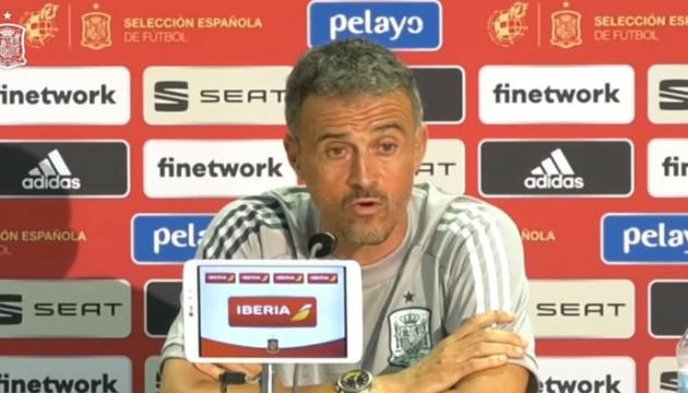 Тренер сборной Испании: