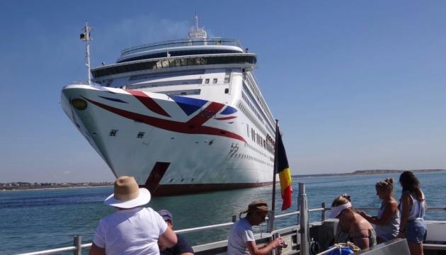 У Британії круїзні «лайнери-привиди» стали туристичною атракцією