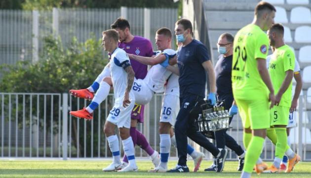 «Динамо» втратило на півроку Микиту Бурду