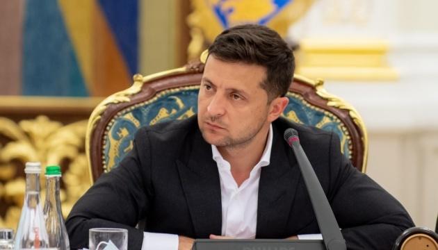Zełenski - o powrocie więźniów: Ukraina swoich nie zostawia
