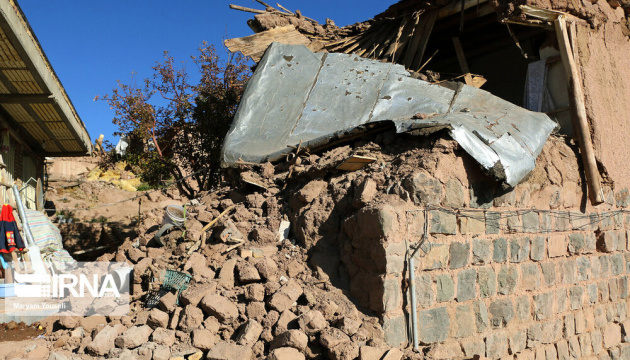 В Ірані стався землетрус, постраждали десятки людей