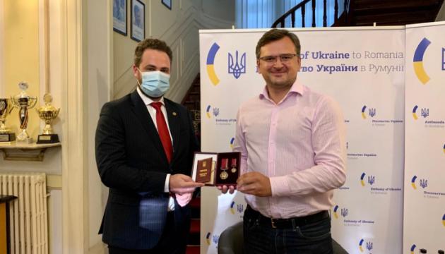 Ukraine to open new consulate in Romania