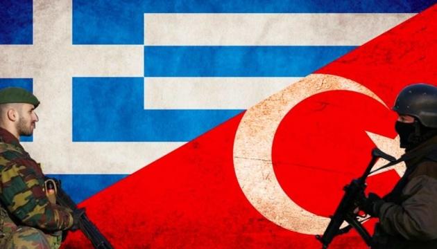 Греция заявила о нарушении ее воздушного пространства турецкими самолетами