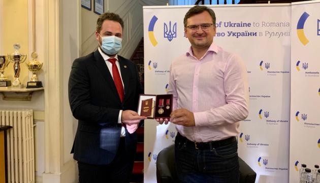 Ucrania abrirá un nuevo Consulado en Rumania