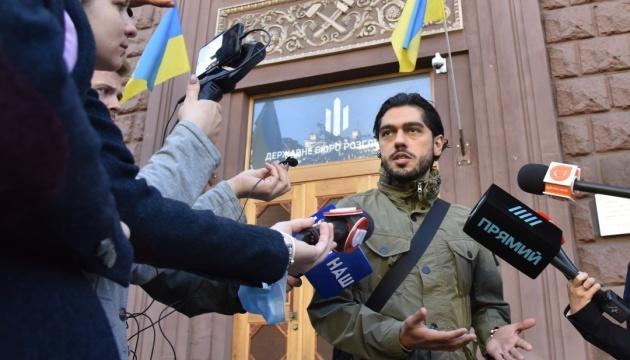 Лерос не будет подавать в суд на Зеленского