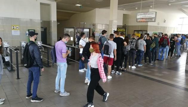 Kyiv city reports 285 new coronavirus cases