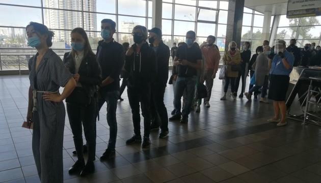 Kyiv city reports 298 new coronavirus cases