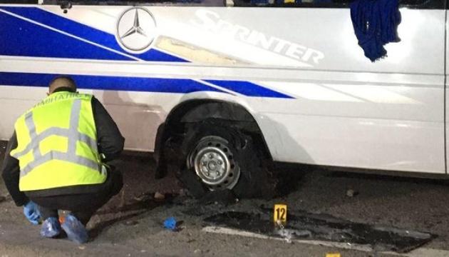 Геращенко назвав причину нападу на автобус під Харковом