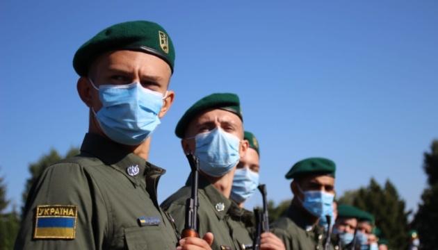 Пограничники опровергают вспышку коронавируса у курсантов Нацакадемии ГПСУ