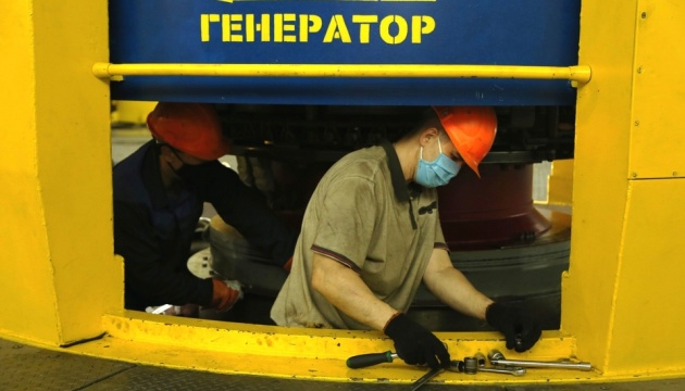 В експлуатацію ввели другий агрегат Ташлицької ГАЕС