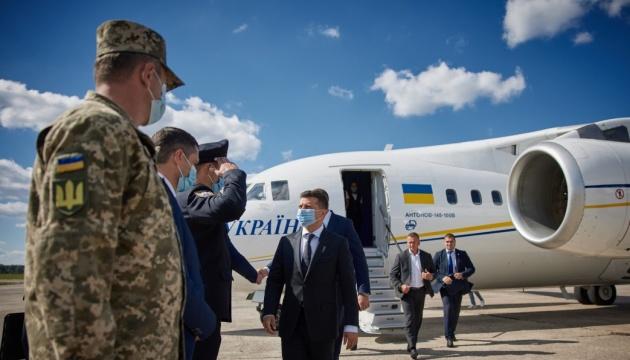 Zelensky ha visitado 11 regiones de Ucrania en unas pocas semanas