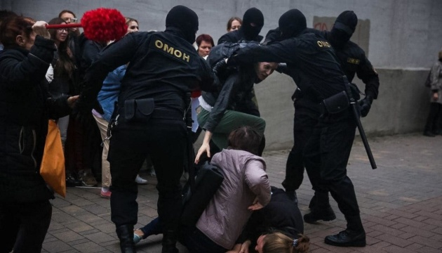 Воскресные митинги в Беларуси: МВД сообщает о 774 задержанных