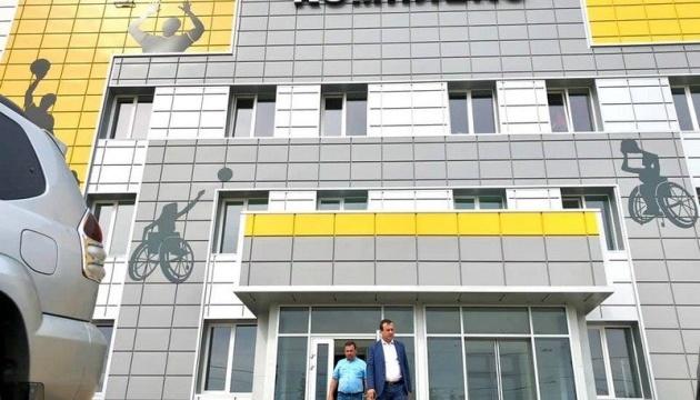 На Вінниччині реконструюють СК «Здоров'я» - єдиний, пристосований для спортсменів з інвалідністю
