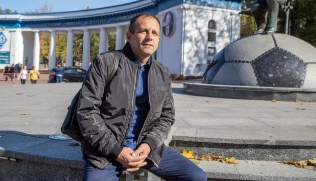 Стан Балуха стабільно тяжкий, його підключили до апарату ШВЛ - Геращенко