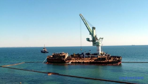 Власник танкера Delfi має компенсувати 2,7 мільйона за ліквідацію наслідків аварії - суд