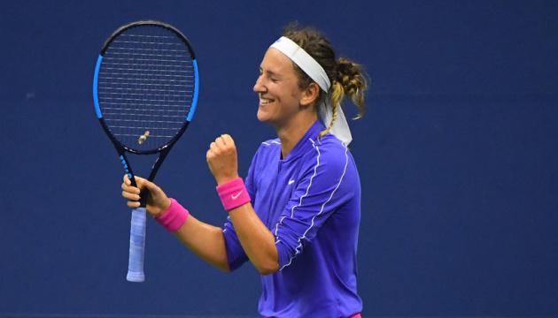 Азаренко разгромила Мертенс и сыграет с Уильямс в 1/2 финала US Open