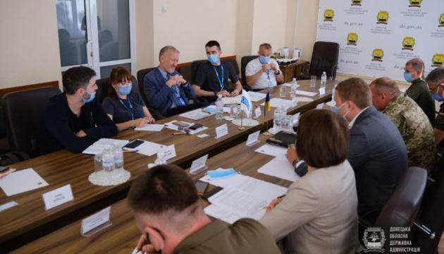 """""""Тиша"""" на Донбасі: місія ОБСЄ обіцяє, що """"допоможе настільки, наскільки зможе"""""""
