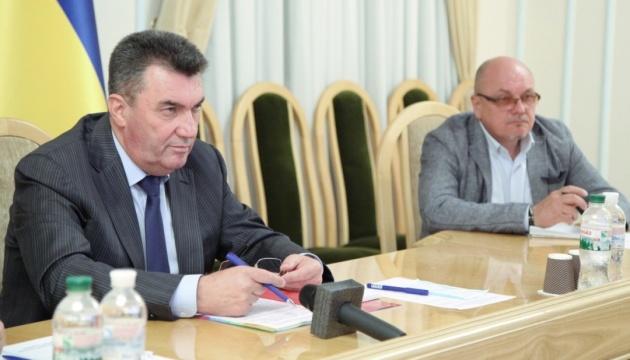 Daniłow zapowiedział nowy format współpracy z Polską