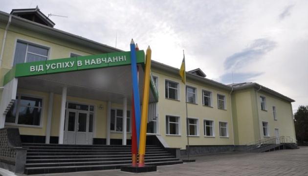 У тергромаді на Житомирщині відремонтували гімназію та звели амбулаторію