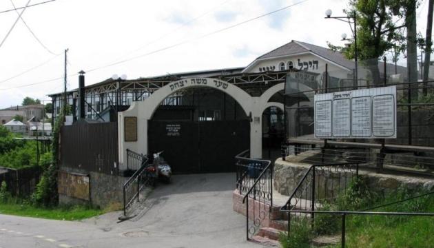 Из Украины выдворят граждан Израиля, громивших ограждения на могиле цадика Нахмана