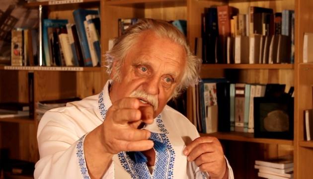 У Світовій федерації українських лемківських об'єднань привітали Миколу Горбаля з 80-річчям