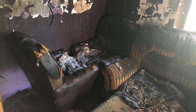 На Львівщині в пожежі загинуло немовля