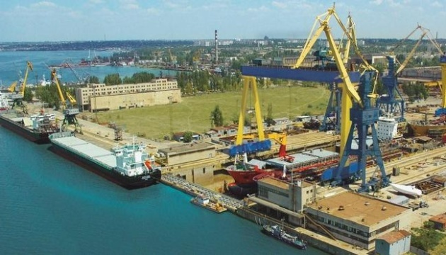 Главнокомандующий ВМС : у завода