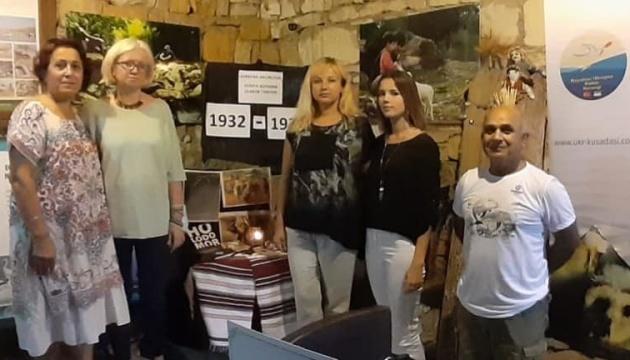 У турецькому Кушадаси вшанували память жертв голодоморів