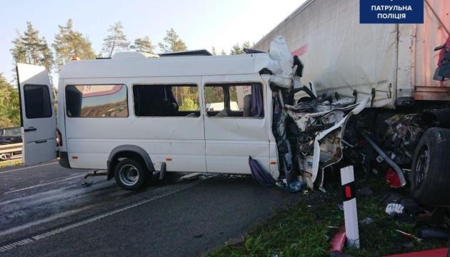 Смертельна ДТП під Києвом: поліція затримала водія
