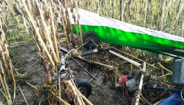 В Житомирской области упал дельтаплан - пилот погиб
