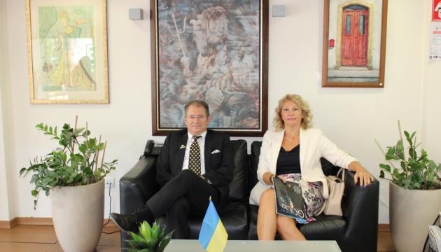 В Нікосії відкриють почесне консульство України