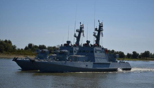 Realizados los ejercicios ucraniano-rumanas Riverian 2020 en el Danubio