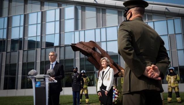 В штаб-квартире НАТО почтили память жертв трагедии 9/11